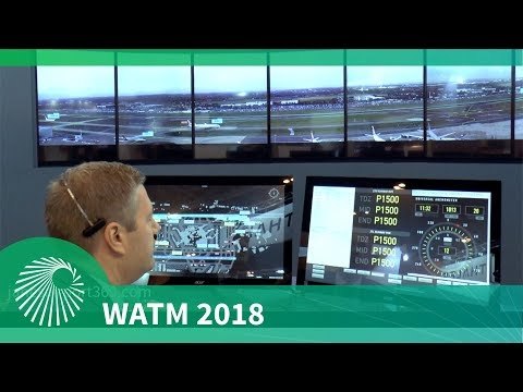 WATM 2018: Rise of the digital tower - Searidge Technologies