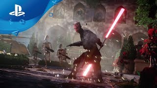 Star Wars Battlefront 2 - Offizieller Gameplay Trailer [PS4, deutsch]