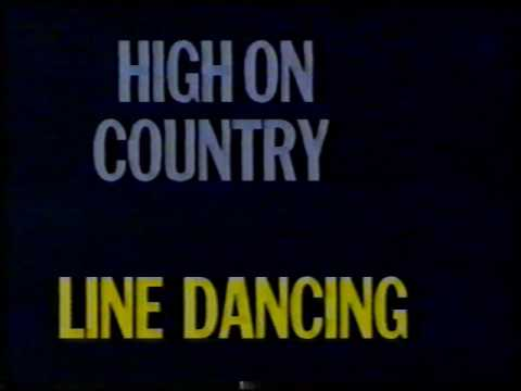 HIGH ON COUNTRY LINE DANCING: EPISODE 1: PART 1 OF 2 (1997 TV SERIES)