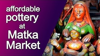 affordable pottery at Matka Market | Top News Networks
