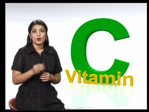 Vitamins - Benefits Of Vitamin C - Tips For Healthy Eating