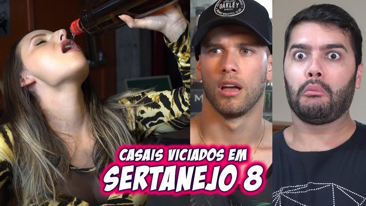 CASAIS VICIADOS EM SERTANEJO 8