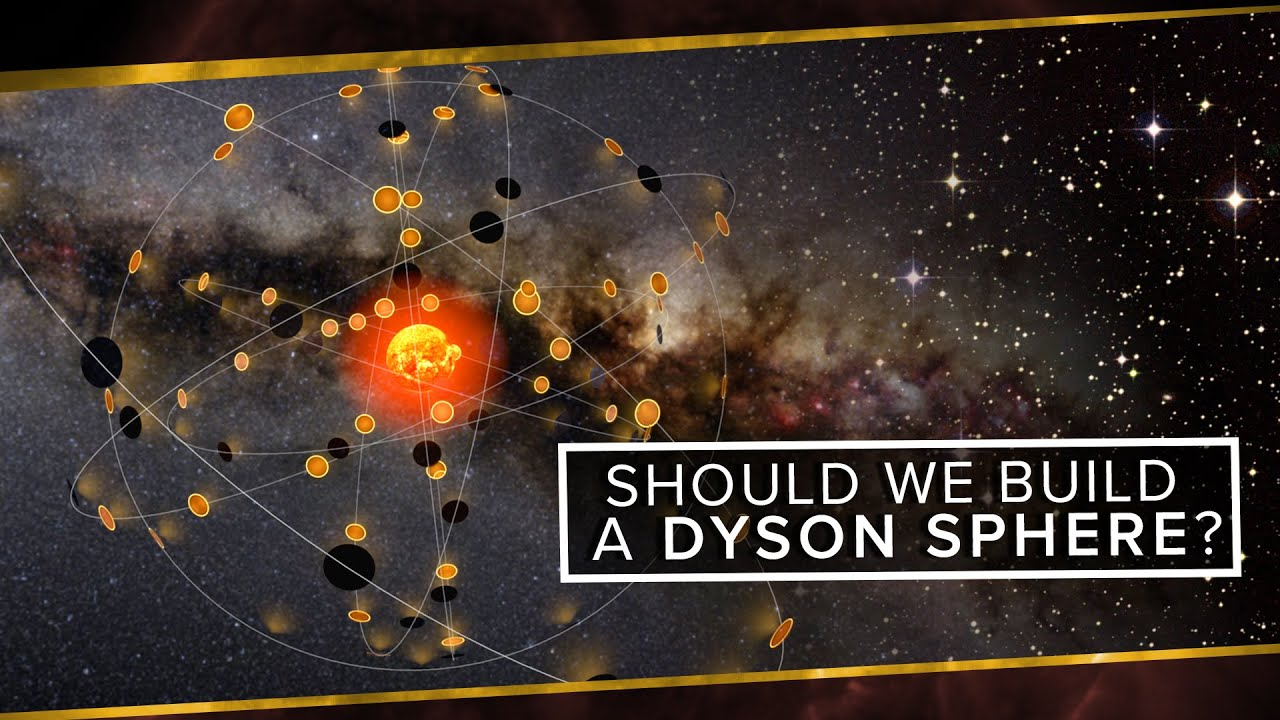 Should We Build a Dyson Sphere?   Space Time   PBS Digital ...
