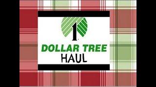 All New Items Only Dollar Tree Haul November 9, 2019