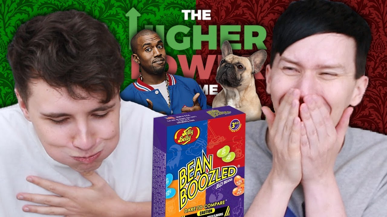 Bean Boozled BETRAYAL - Higher or Lower!