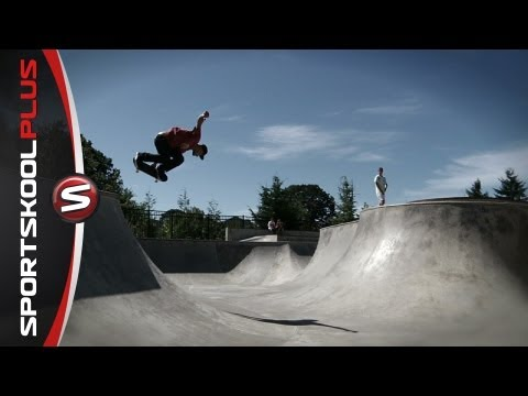 How to do Hip Tricks with Pro Skateboarder Omar Hassan