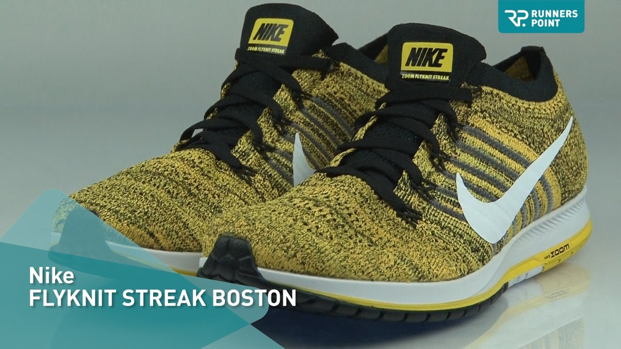 e79602a2ef618 Nike FLYNKIT STREAK BOSTON - YouTube