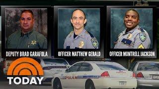 Baton Rouge Police Ambush: Former Marine Gavin Long Identified As Gunman | TODAY