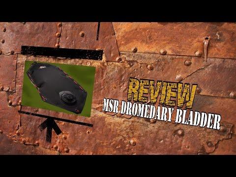MSR Dromedary Bladder Review
