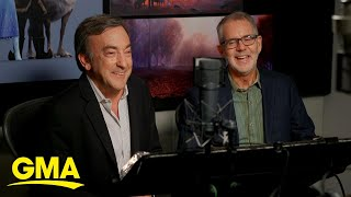 'Frozen 2' director and producer go inside the making of the blockbuster sequel | GMA Digital