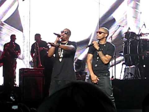 Jay-Z ft Trey Songz - Already Home Live Boston 2010