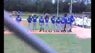Keelan #2-2009 Minors All Stars