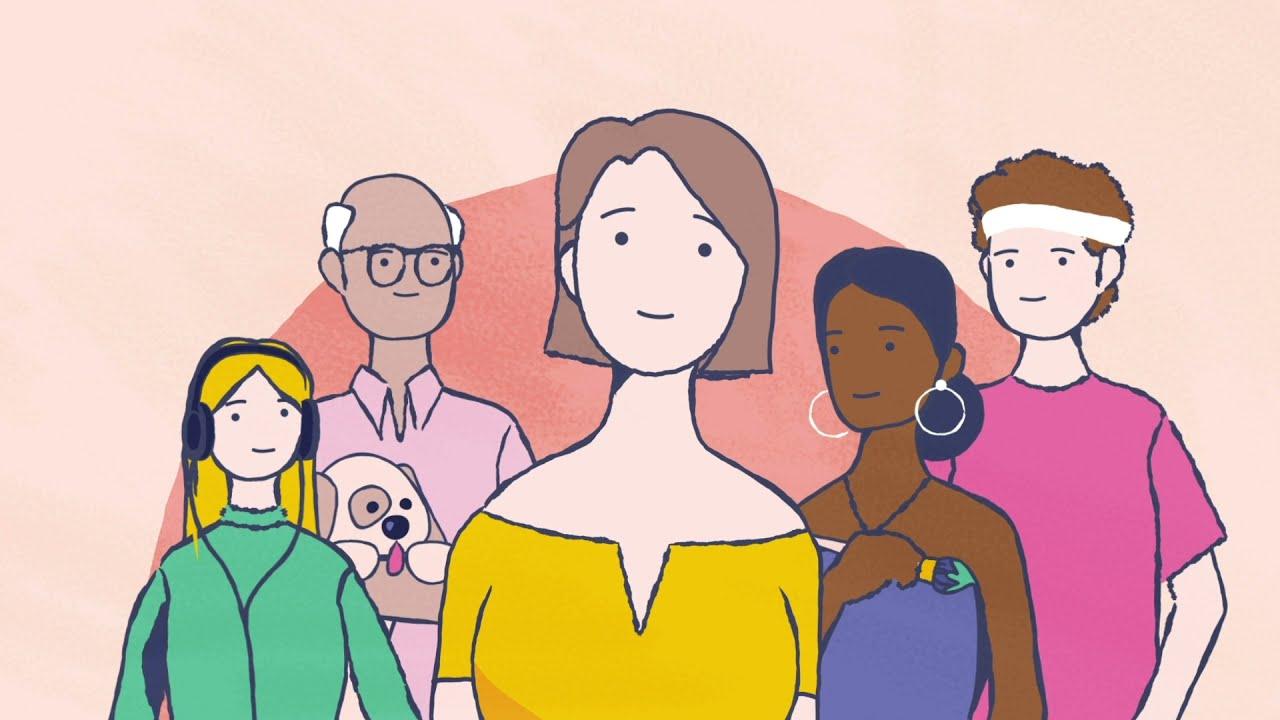 #enSEmblePlusforts: Parlez-en avec votre famille et vos amis!