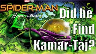 Is Mysterio a Kamar Taj Dropout? (Spider Man: Homecoming 2 Theory)