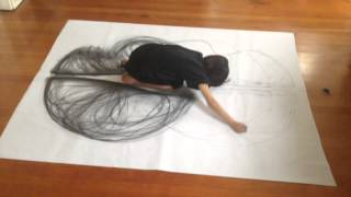 PUPA- drawing performance #3
