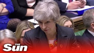 """Liar!"" Bercow loses it as May gets branded by SNP"