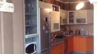 Кухня оранжевые фасады интернет магазин мебели www.шкаф39.рф(, 2014-10-15T17:02:34.000Z)