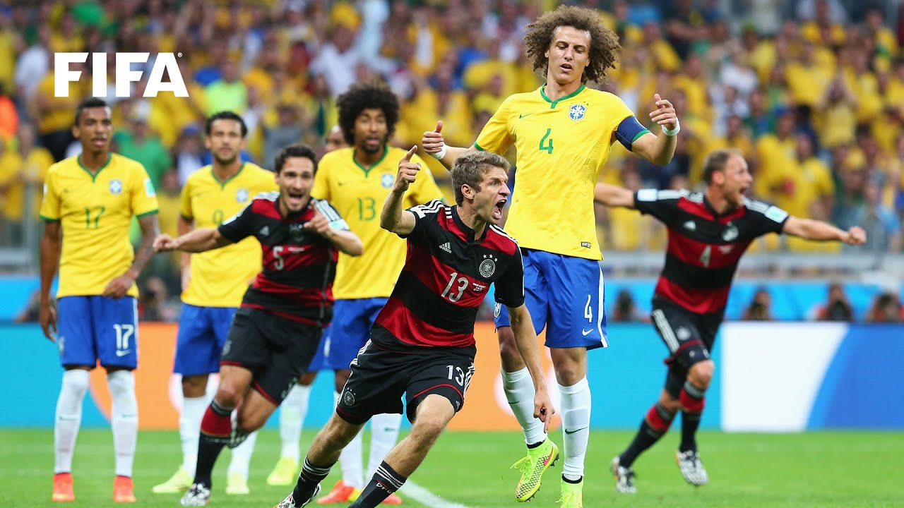 Download Brazil v Germany   2014 FIFA World Cup   Full Match