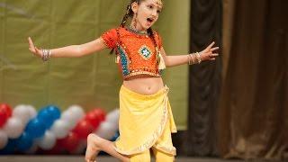 Alisa Lyaskalo - Chikni Chameli Dance on Open Russia Festival