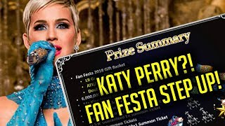 FFBE Fan Festa UoC & BETTER Step-Up!  Katy Perry Arrives! - [FFBE] Final Fantasy Brave Exvius Video