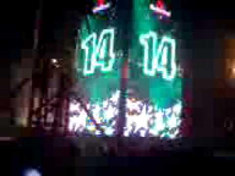 Heineken countdown party [1/1/2012]