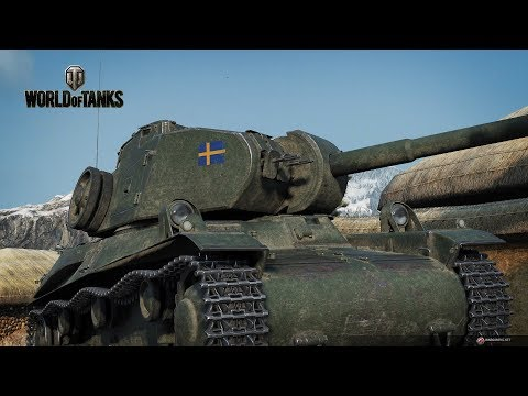 ►►►Выводим в Топ STRV M/42◄◄◄|||World of Tanks||| Top player of 5 lvl |||