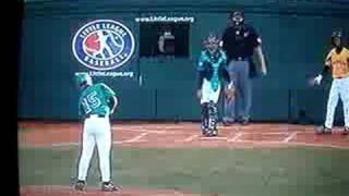 Guam Little League Baseball Team 08 World Series