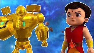 Super Bheem Vs Super Robot