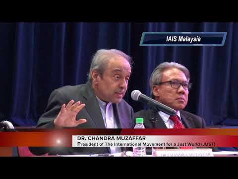 IAIS - Understanding The Jerusalem Contention by DR. CHANDRA MUZAFFAR