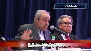 UTJC - DR. CHANDRA MUZAFFAR