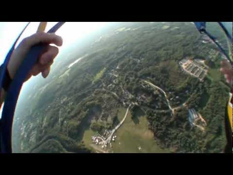 Ricardo's G5 Wing Suit Fly