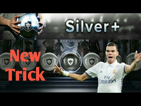 How To Get Black Ball in Pack Silver+ PES 2018