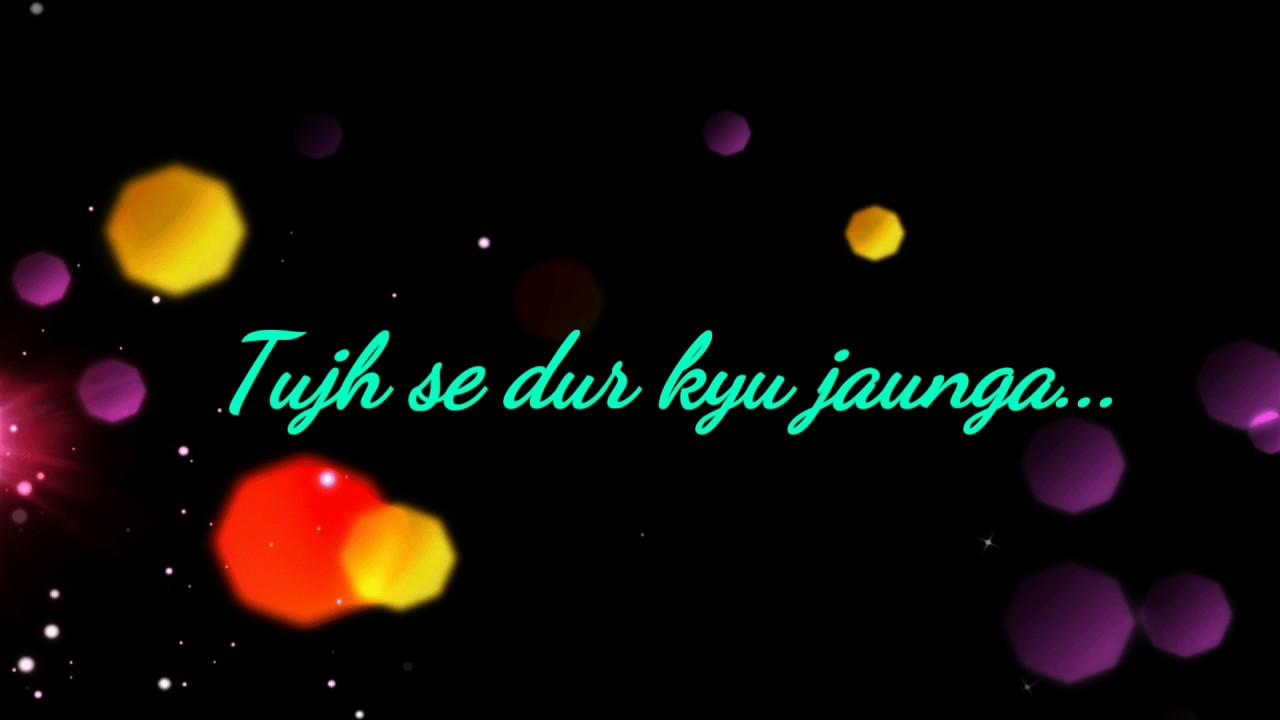 Leja Leja Re Male Version Lyrics Shivam Grover