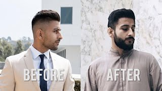 HOW TO GROW A BEARD FASTER & THICKER | 1 MONTH TRANSFORMATION w/ Cremo Company