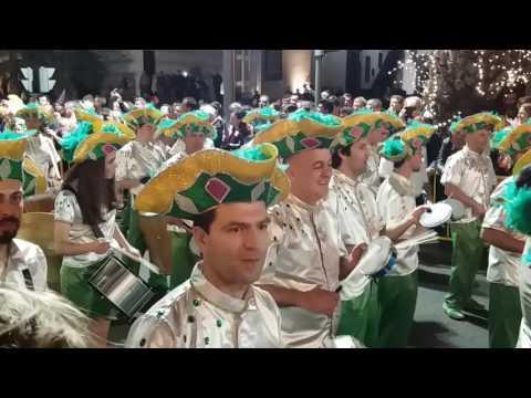 Madeira island Carnival 2017