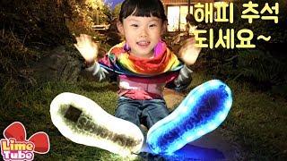 라임의 스케쳐스 에너지 라이트 운동화 리뷰 장난감 놀이skechers shoes | LimeTube & Toy 라임튜브