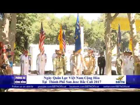 PHÓNG SỰ CỘNG ĐỒNG: Ngày Quân Lực VNCH tại San Jose