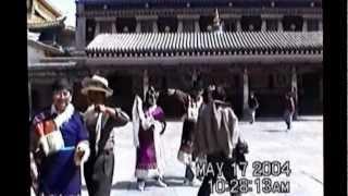 2004-05-17: Part B: China Tour: Silk Road: Xining