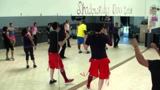 Mi Corazon Esta Muerto - Rakim & Ken-Y - Merengue Fitness w/ Bradley - Crazy Sock TV