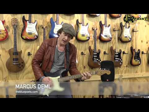 GuitarPoint - Show April 2017  In Maintal / Germany - Day 3 / Clinic With Marcus Deml
