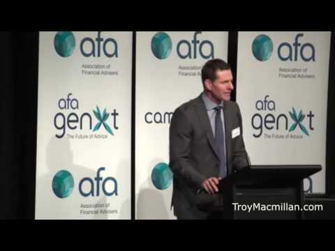 2012 AFA Conference, Perth | In Depth:  Troy Macmillan on Financial Success