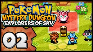 Pokémon Mystery Dungeon: Explorers of Sky - Episode 2 | The Wigglytuff Guild!