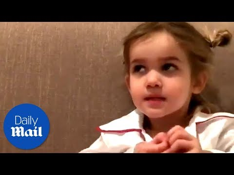 This little girl speaks the truth about Valentine
