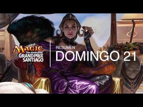 [Grand Prix Santiago 2017] - Domingo 21 de Mayo