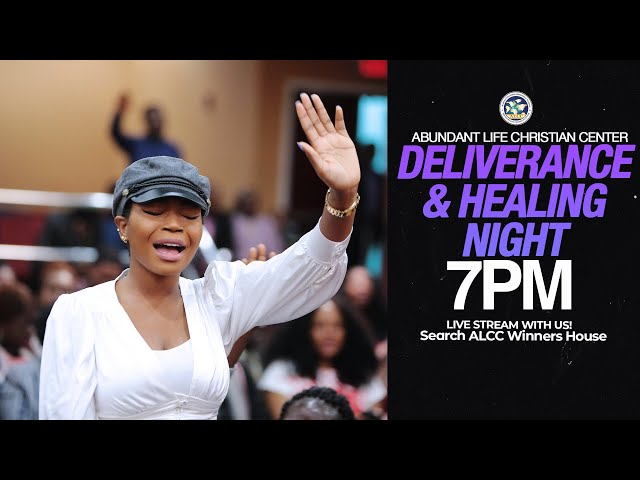 Deliverance & Healing Night  | Drs. Festus & Anthonia Adeyeye | ALCC Winners House