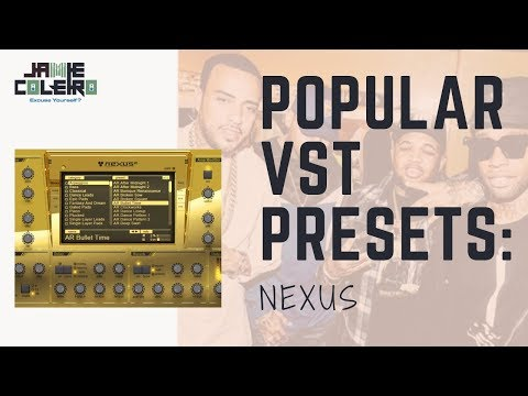 Nexus Preset: French Montana x DJ Mustard - Don't Panic [I Found those VST Presets #21]