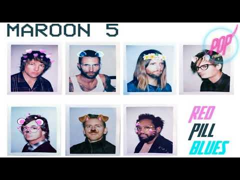 Maroon 5 Red Blue Pills Deluxe  Stream And Download Full Album