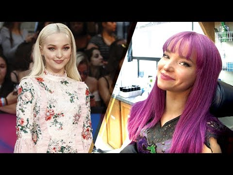 Dove Cameron SPILLS on 'Descendants 2' Secrets at Much Music Video Awards