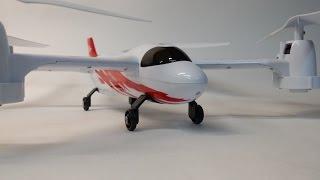 Квадросамолет QS995
