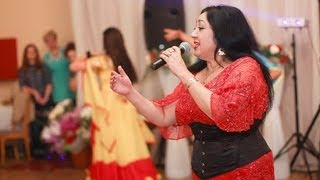 Цыганские песни на свадьбе. Romale